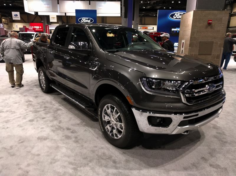 PORTLAND TRIBUNE: JIM REDDEN - The 2019 Ford Ranger is ready to comete in the hot midsize pickup category.