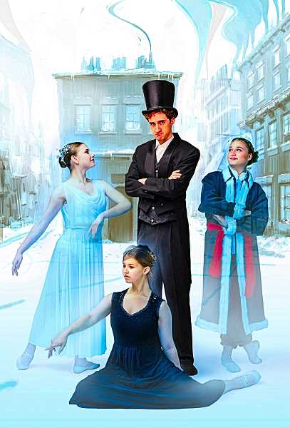 A Christmas Carol by Charles Dickens is presented in ballet this year by the Sellwood Ballet Academy.