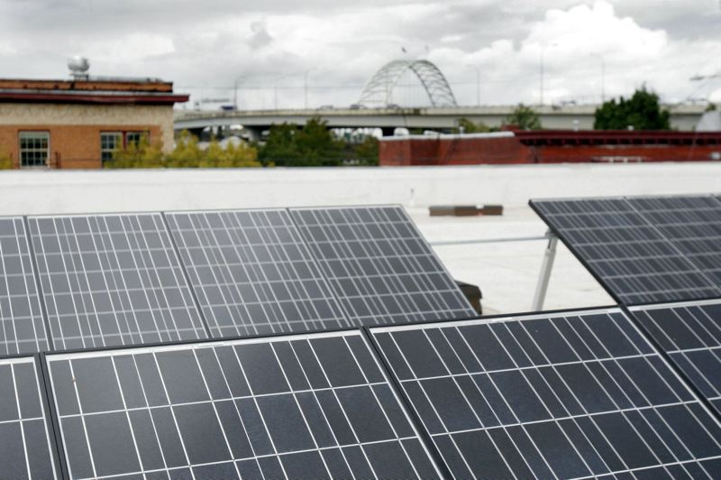 FILE PHOTO  - Energy Trust hopes to develop innovative ways to deliver solar energy to lower-income folks by enlisting the help of community groups.