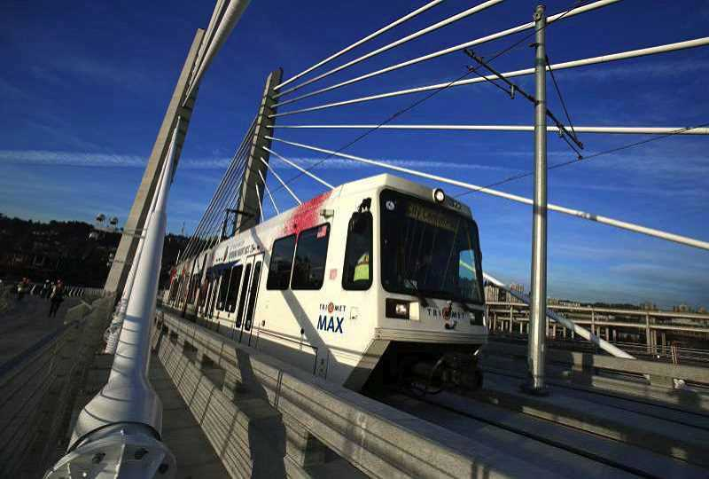 TIMES FILE PHOTO - The Tigard City Council on Tuesday approved the Southwest Corridor preferred alternative route for light rail.