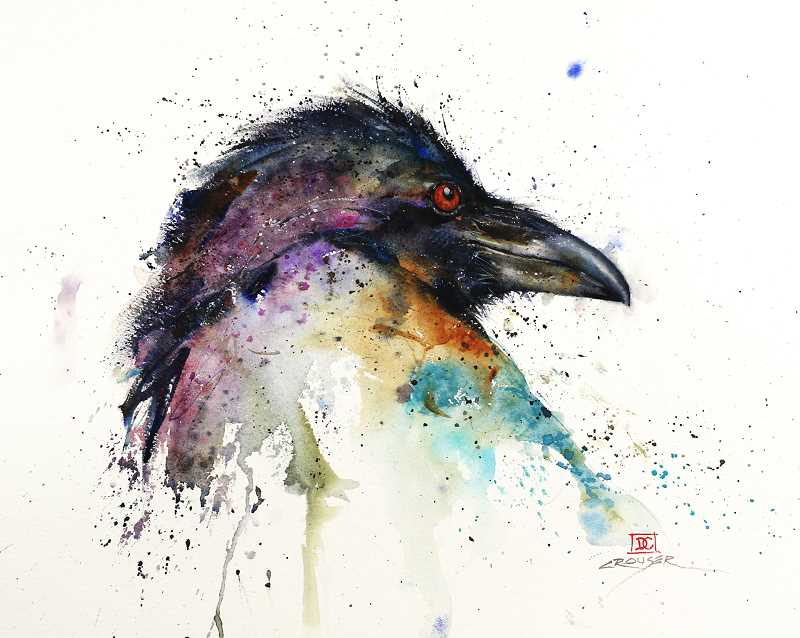 An example of just some of the art available at Wild Arts Festival Nov. 17 and 18 at Montgomery Park. The festival is a benefit for the Audubon Society of Portland.