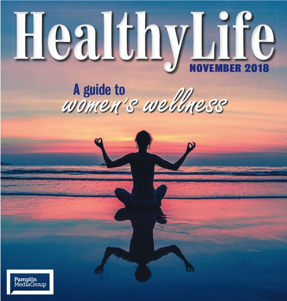 (Image is Clickable Link) Healthy Life - Nov 2018 - Women's Wellness