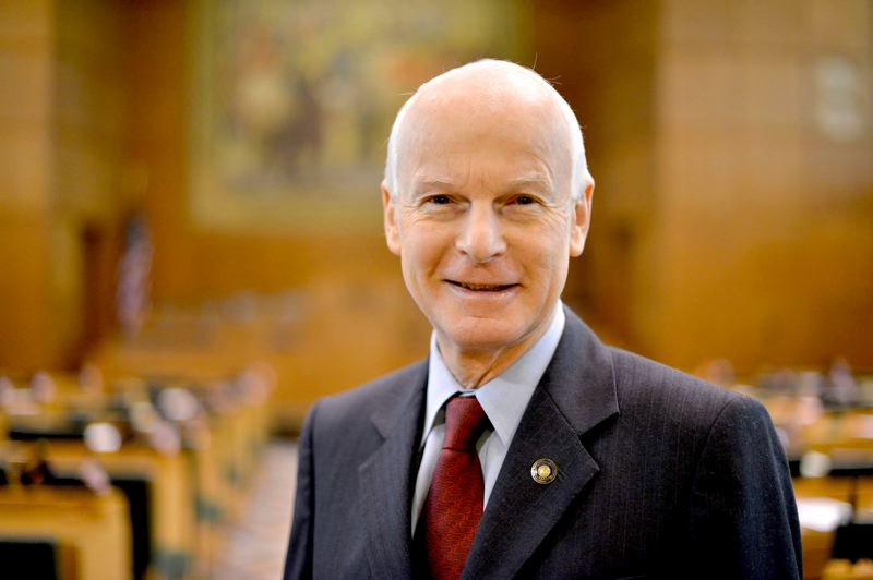 COURTESY PHOTO - Secretary of State Dennis Richardson has told some state officials that he has an aggressive form of brain cancer and is foregoing traditional treatment.