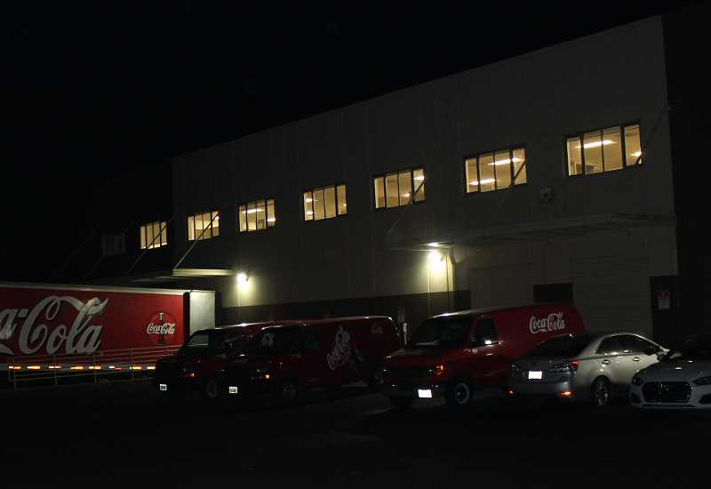 SPOKESMAN PHOTOS: COREY BUCHANAN - The new Swire Coca-Cola, USA sales office is located at 29900 S.W. Kinsman Road in Wilsonville.