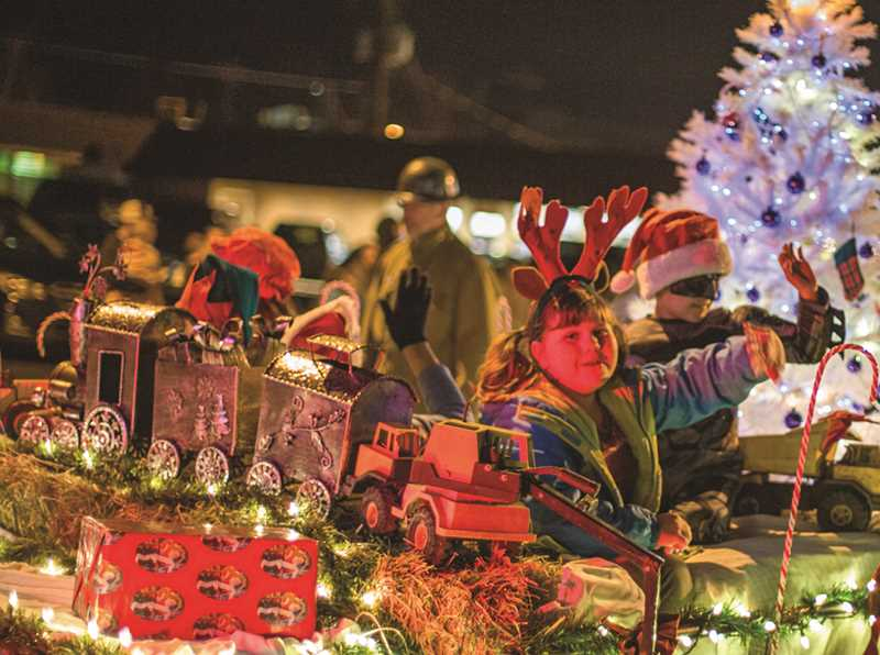 CENTRAL OREGONIAN - The Annual Lighted Christmas Parade, hosted by the Prineville-Crook County Chamber of Commerce, will start around 5:30 p.m. Saturday evening on Third Street.