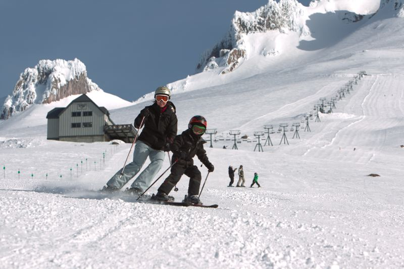 CONTRIBUTED PHOTO: MT. HOOD MEADOWS - Mt. Hood Meadows will host a kickoff party Saturday, Dec. 1.
