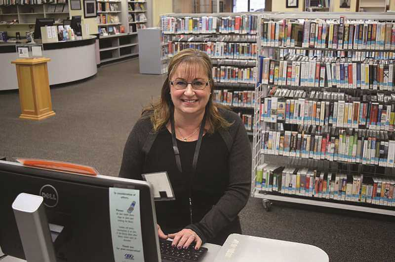 Canby Public Library Director Irene Green and her staff are seeing upticks in most of the major metrics for usage at the library.