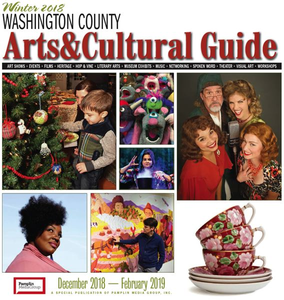 (Image is Clickable Link) Washington County Arts & Cultural Guide - WINTER 2018