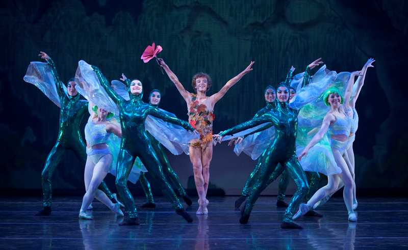 SUBMITTED PHOTO - Don't miss The Portland Ballet's production of A Midsummer Night's Dream Nov. 23 through 25 at Lincoln Hall on the Portland State University campus.