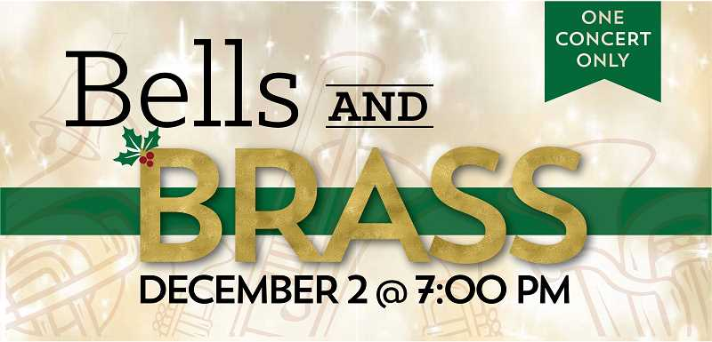 SUBMITTED PHOTO  - The Bells and Brass concert at Lake Grove Presbyterian Church is presented as a gift to the community. The concert features music for handbells and brass instruments. It is free and open to all.