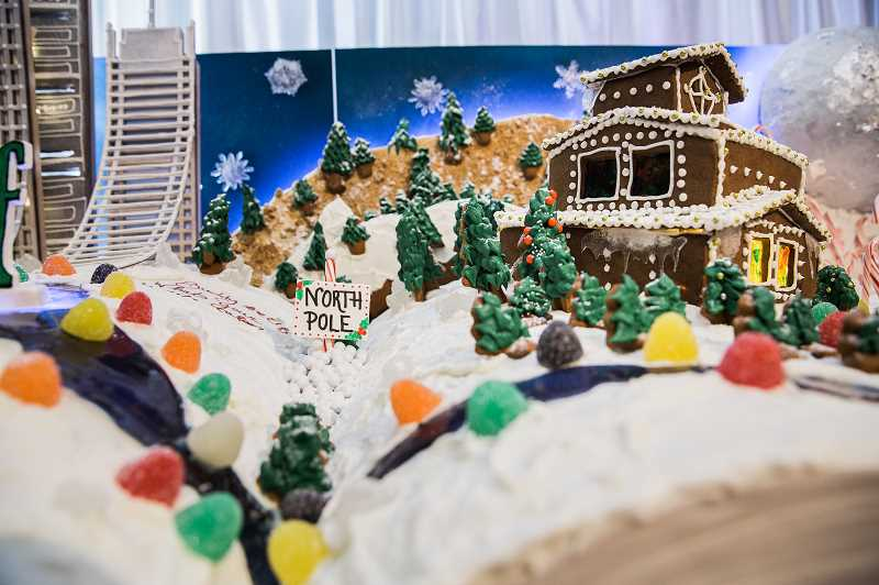 OMSI's annual Gingerbread Adventures is an extravaganza in building and baking. Admission to the special exhibit is free with paid OMSI admission.