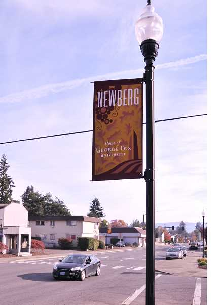 GARY ALLEN - The city of Newberg is considering a program that would convert street lights to LEDs.