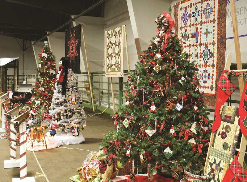 CENTRAL OREGONIAN - The Hospice Christmas Auction will feature 25 specially decorated trees this year.