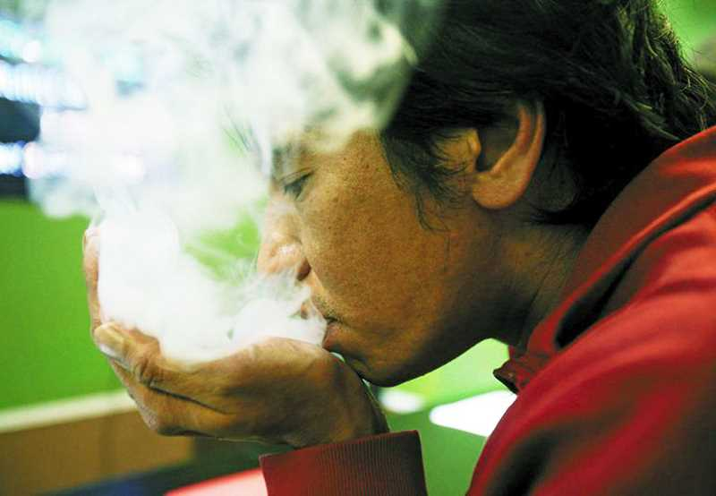 PMG FILE PHOTO - State health officials want a substantial tax to drive down the numbers of people smoking or drinking in Oregon.