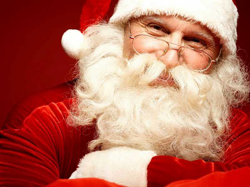 Santa will be at the Canby Depot Museum on Dec. 1