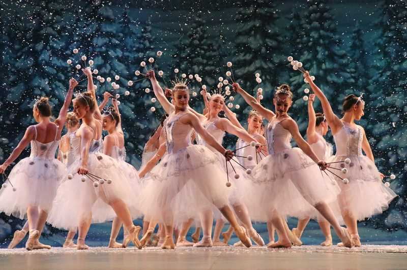 OLIVE PHOTOGRAPHY - 'The Nutcracker' will hit the stage Dec. 15-16 at the Richard R. Brown Fine Arts Center in Canby.