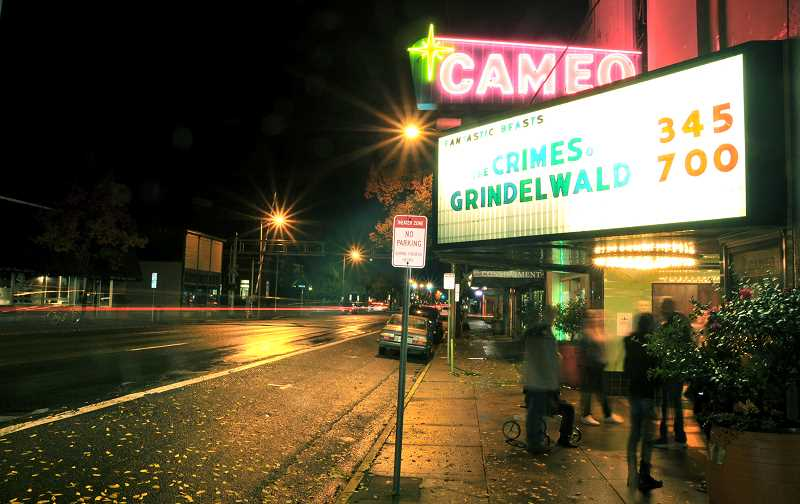 GARY ALLEN - The Cameo Theatre was first opened under the name Art Deco Cameo in the 1920s. It was re-named by the new owner, Ted Francis, in 1939.