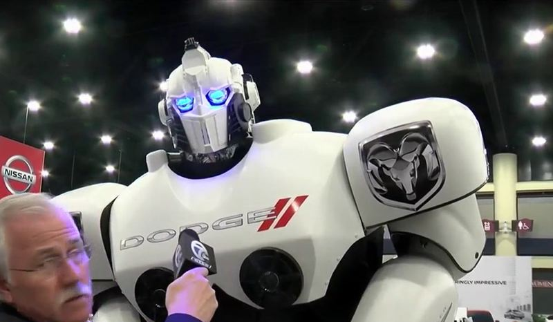 YOUTUBE - Dodge will bring Gigamaxx to the 2019 Portland International Auto Show.