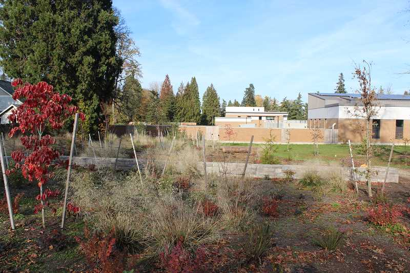REVIEW PHOTO: PATRICK MALEE - The Lake Oswego-Tigard water treatment plant, which is located in West Linn's Robinwood neighborhood, provided water for West Linn while its main supplier fixed a leaking pipeline in mid-November.