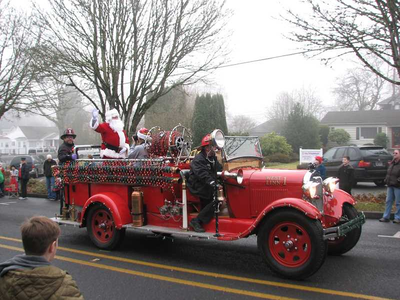 TIDINGS FILE PHOTO - The popular Holiday Parade has a Dr. Seuss theme this year.