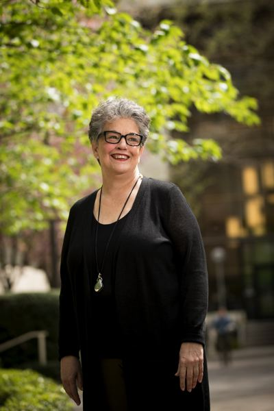 PAMPLIN MEDIA GROUP FILE PHOTO - Sandra McDonough, president and chief executive officer of Oregon Business and Industry, said the governor's new budget proposal could be a good investment in the state's future.