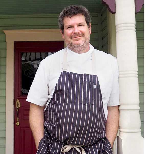 SUBMITTED PHOTO - Painted Lady chef Allen Routt will continue his experimental dinner series through March.