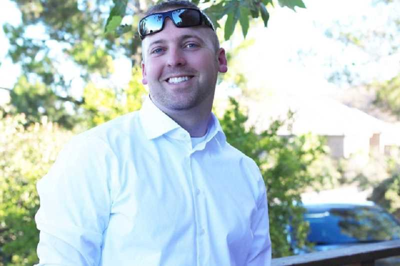 COURTESY PHOTO - Oregon State Police Trooper Nic Cederberg has filed a $30 million lawsuit after he was shot 12 times during a police chase in 2016.