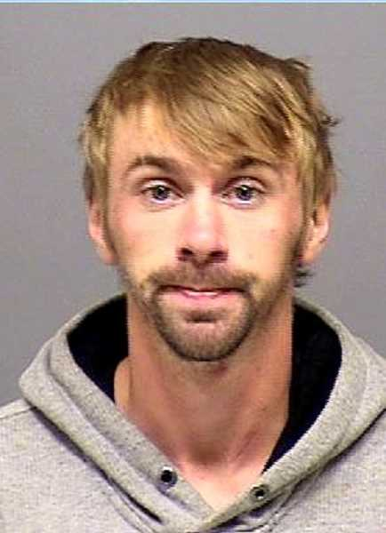 SUBMITTED PHOTO - The police are looking for suspect Joshua Kenneth Derrick