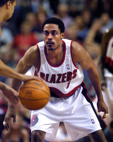 TRIBUNE FILE PHOTO: L.E. BASKOW - The tempestuous relationship between point guard Rod Strickland and coach P.J. Carlesimo made big news during the intial phase of the Jail Blazers era.