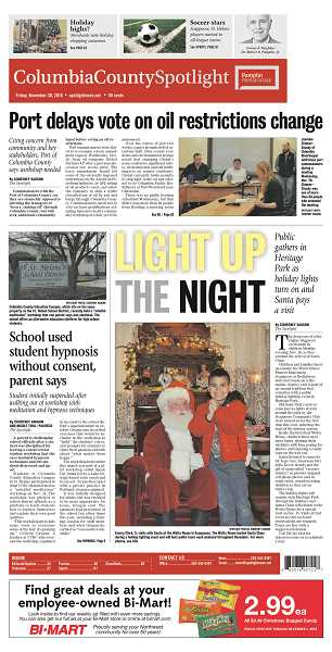 FILE IMAGE - The Spotlight is moving to a metered paywall for its website, launches e-edition