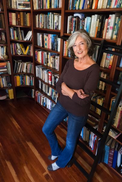 COURTESY: STEVEN L. HOPP - Author Barbara Kingsolver's 'Unsheltered' paints a nuanced portrait of America right now. Kingsolver has established herself as a powerful voice with 'The Poisonwood Bible' and 'The Bean Trees.'