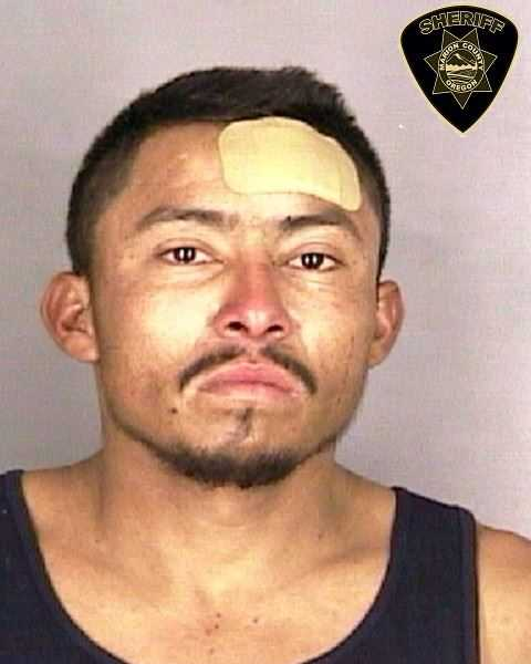 COURTESY PHOTO: MARION COUNTY JAIL - Rodolfo Cruz-Cruz, Woodburn Independent - News