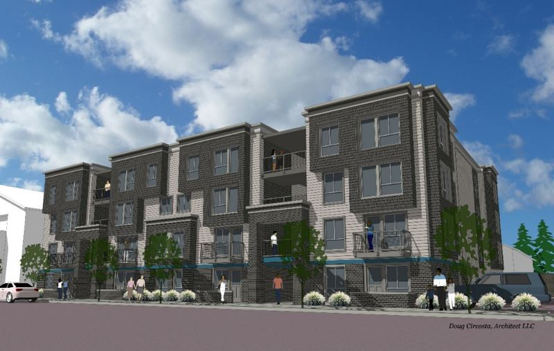 CENTRAL CITY CONCERN - The Charlotte B. Rutherford Place that opened on Dec. is an example of the kind of affordable housing project that gets built by multiple partners. Portland contributed to the Central City Concern project at 6905 N Interstate Ave.
