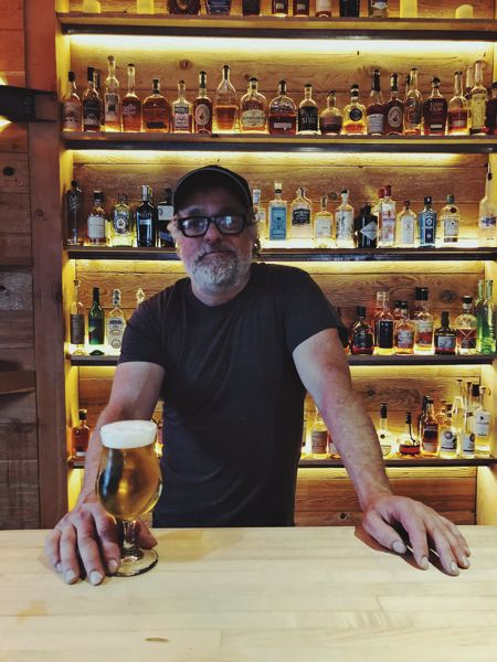 CONTRIBUTED - Jon Conner, owner of Conner Fields Brewing in Grants Pass.