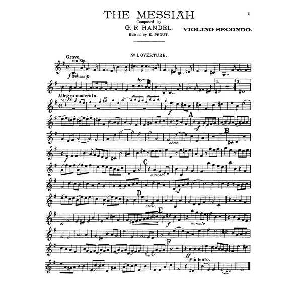 Handel's 'Messiah.'