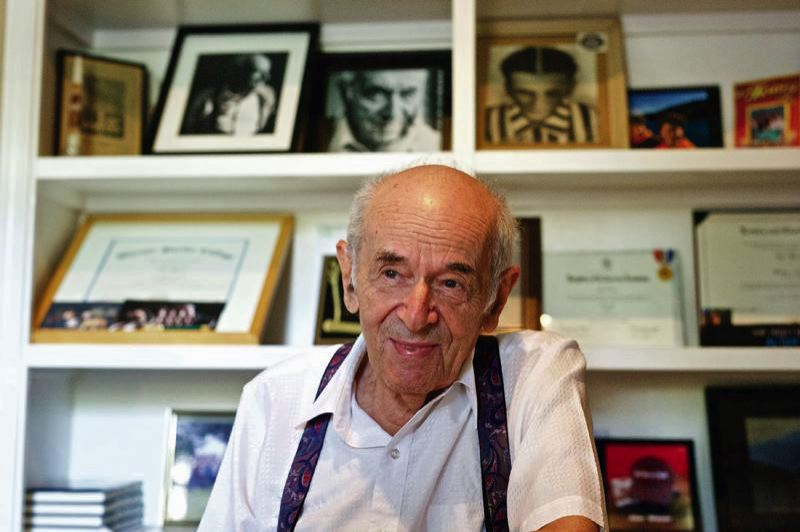 FILE PHOTO  - Alter Wiener was also an author, his book '64735: From a Name To A Number: A Holocaust Survivor's Autobiography' was published in 2007.