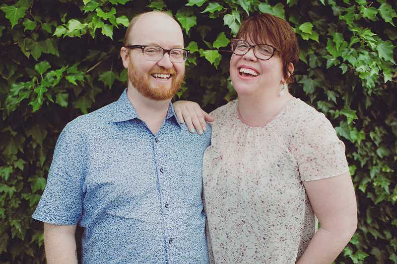 COURTESY PHOTO: FRITE & SCOOP - Owners Kevin and Lisa Malcolm planned on opening their treat shop, Frite & Scoop, second location in Forest Grove but announced Wednesday, Dec. 12 they no longer plan on the opening.