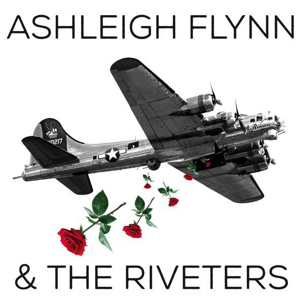 COURTESY PHOTO - Ashleigh Flynn & The Riveters pays homage to Rosie the Riveter, a female icon during World War II.