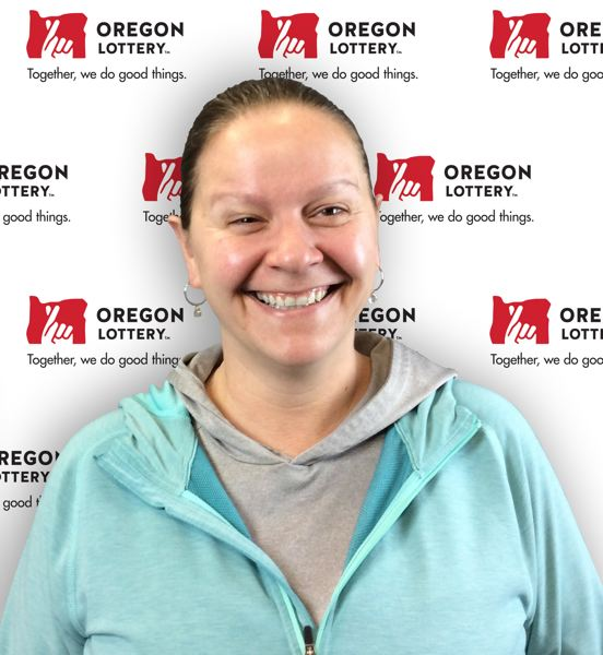 PHOTO COURTESY OF THE OREGON LOTTERY - Amber Lahey