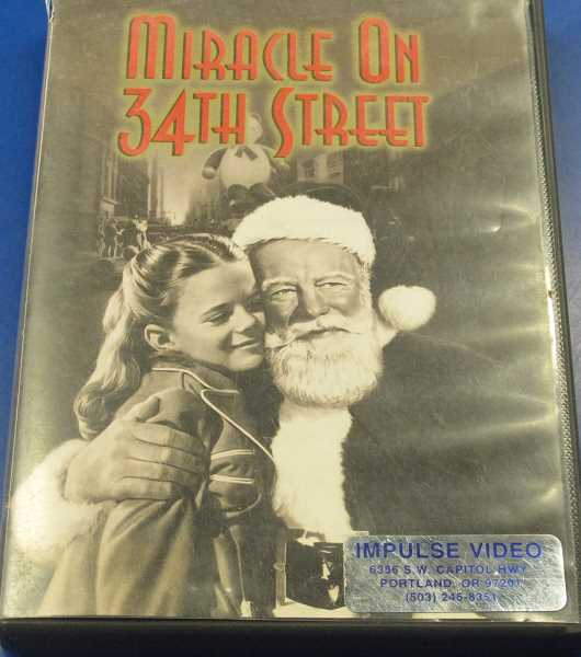Insist on the original:  Miracle On 34th Street.