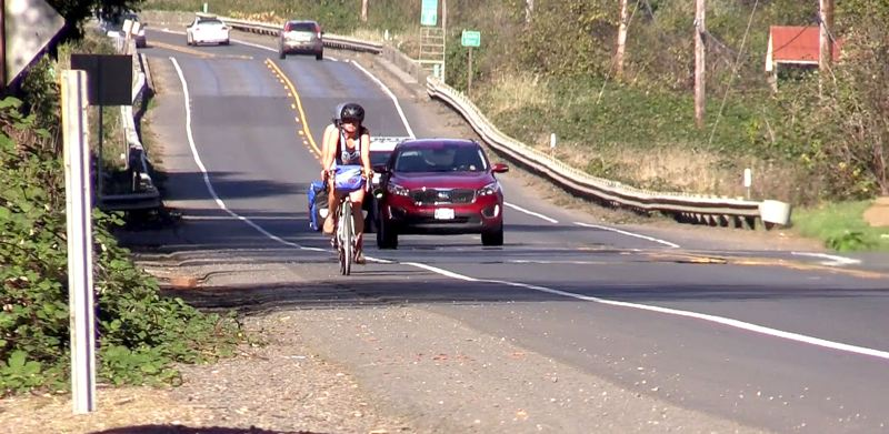 COURTESY PHOTO: ODOT - ODOT is hosting an online open house until the end of January to gather ideas and opinions on the Oregon Coast Bike Route, a popular bike route along Highway 101.