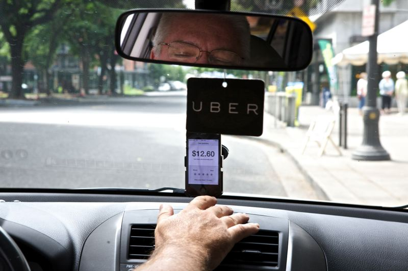 PAMPLIN MEDIA GROUP: FILE PHOTO - Ridesharing could be the way forward according to Metro.