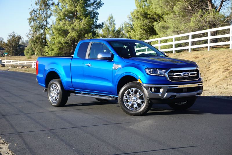 PORTLAND TRIBUNE: JEFF ZURSCHMEIDE - The all-new 2019 Ranger marks a welcome return by Ford to the mid-size truck market after eight years
