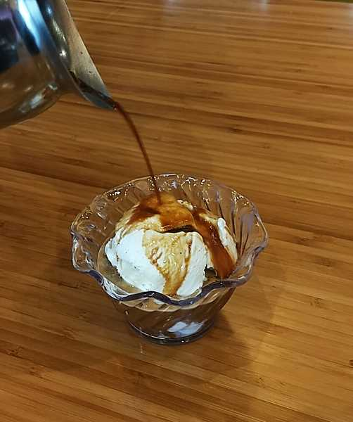 COURTESY PHOTO: GREAT NW ICE CREAM CO.  - Affogatos will be sold at Great NW Ice Cream Co. alongside a larger espresso menu.