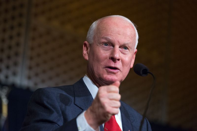 PAMPLIN MEDIA GROUP FILE PHOTO - Secretary of State Dennis Richardson will take part in the Dec. 18 State Land Board meeting.