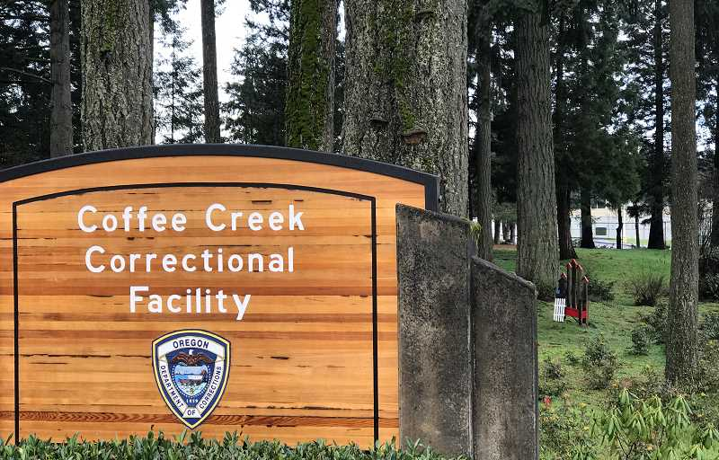 SPOKESMAN FILE PHOTO - Coffee Creek Correctional Facility inmate Tina Ferri died after a flu outbreak at the prison in January.