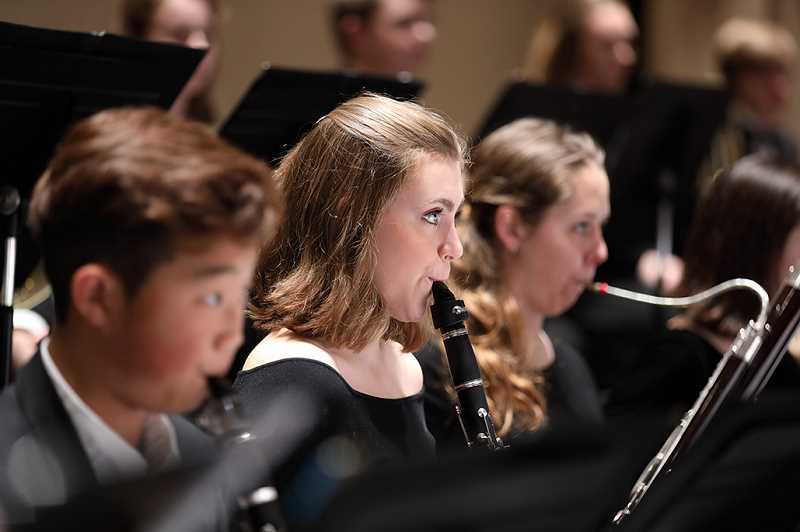 The Portland Youth Philharmonic will present its annual Concert at Christmas Dec. 26.