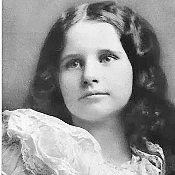 Virginia O'Hanlon was 8 years old when she wrote her now-famous letter to the New York Sun.