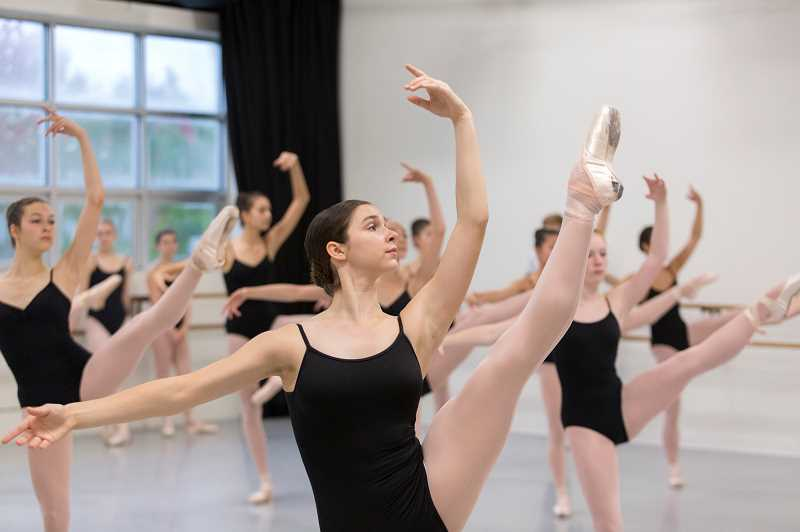 Auditions will be held in January for The Portland Ballets Summer Ballet Intensive and Second Semester Curriculum and Career Track programs.