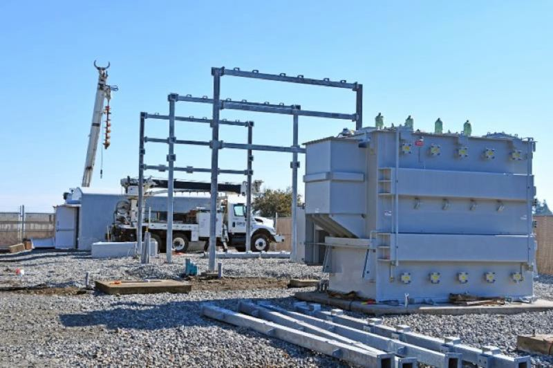 COLUMBIA RIVER PUD PHOTO - Upgrades to new substations will account for large spending by the Columbia River PUD in 2019. The electric provider recently approved a $40.37 million budget.